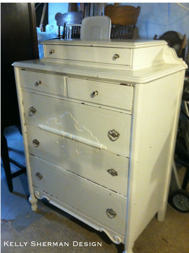 KSD Gly Dresser Before