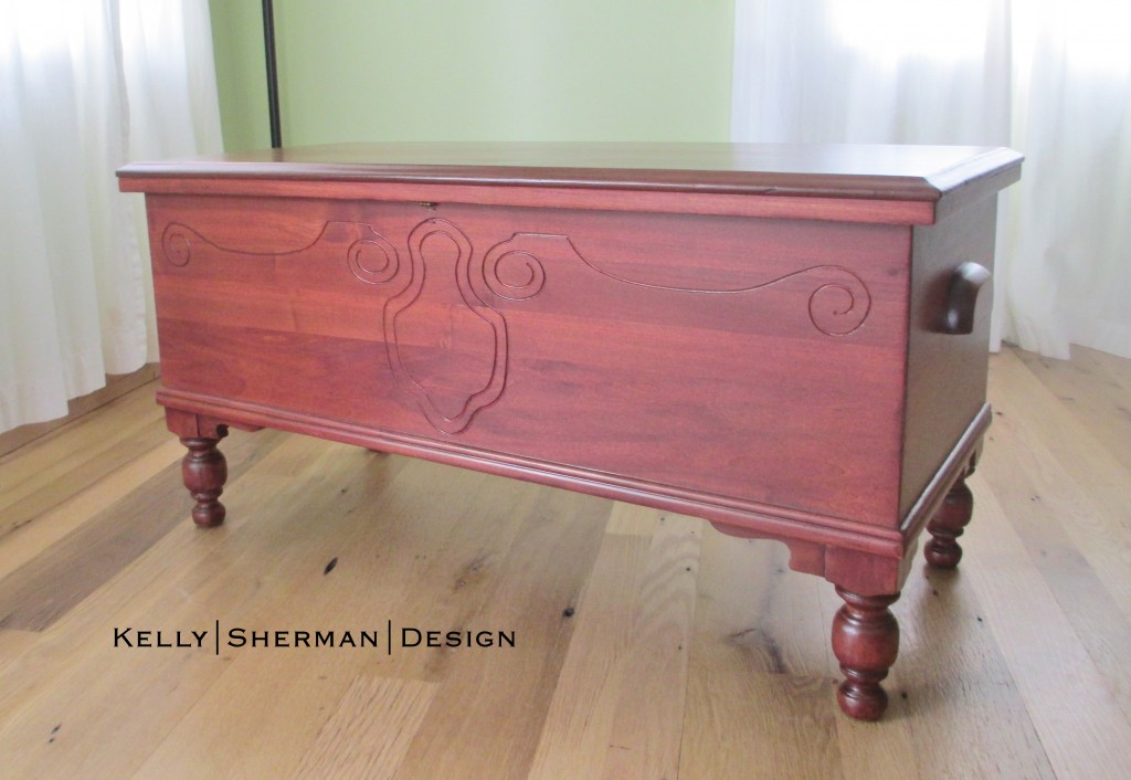 KSD Hope Chest After