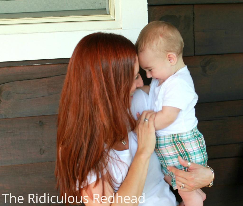 Ridiculous Redhead 9387