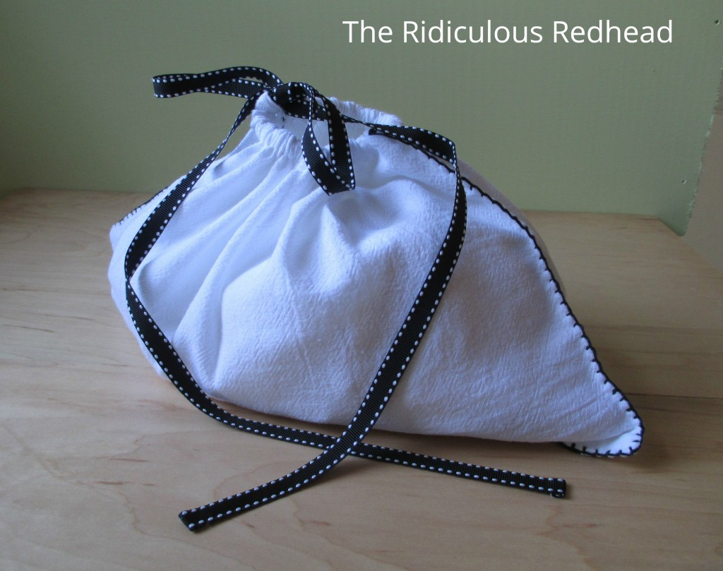 Ridiculous Redhead Reusable Bag 77